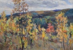 "— ""Autumn in Sedniv"", 1959"