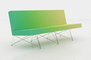 "Sofa ""Horizon"", 2012"