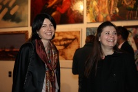 "Opening pre-auction exhibition ""Contemporary Art"". October. 2011"